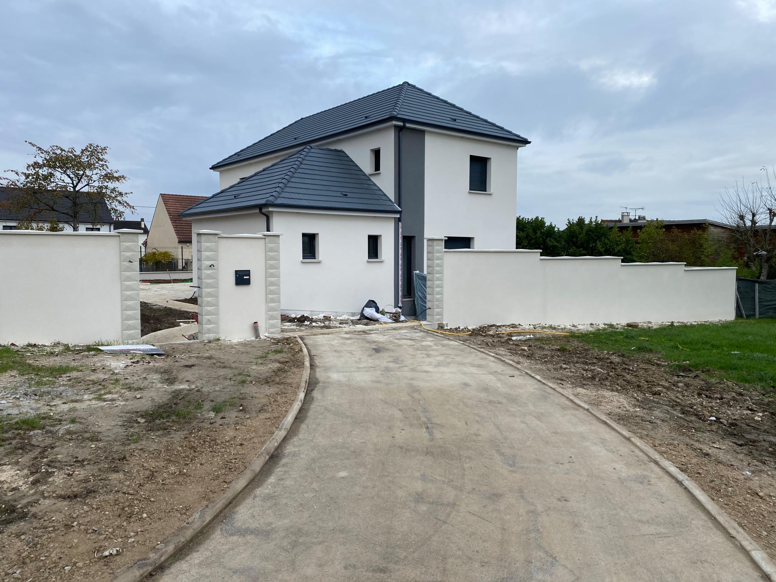 Conception & construction d'une maison neuve