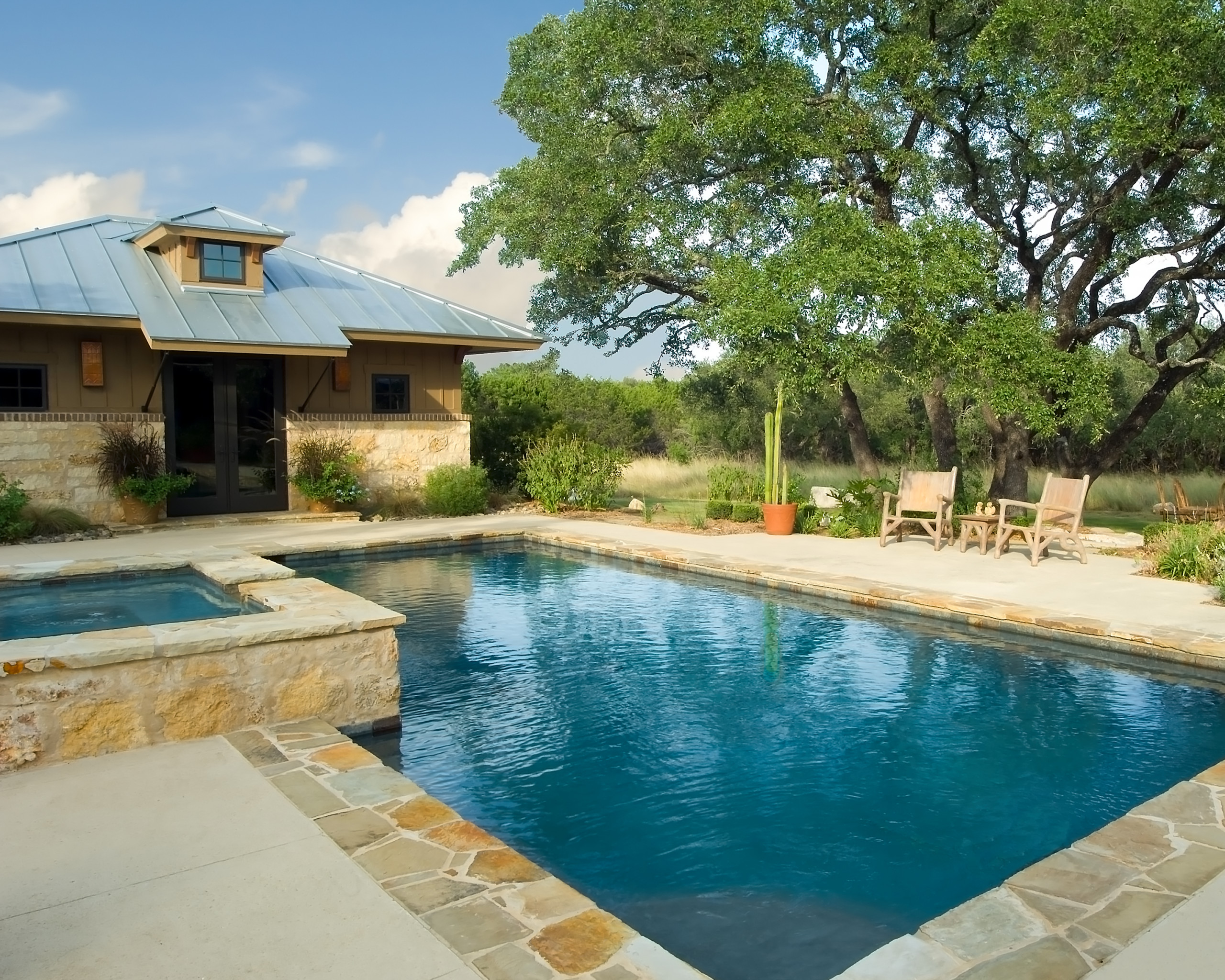 Cordillera Ranch Formal Pool/Spa/Landscape