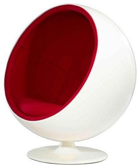 I Am Interested In The Eero Aarnio Ball Chair