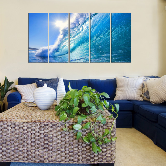 Ocean Themed Wall Decor - Wall Decals 2017