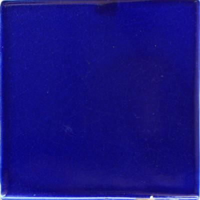 6x6 4 Pcs Alhambra Cobalt Blue Mexican Tile