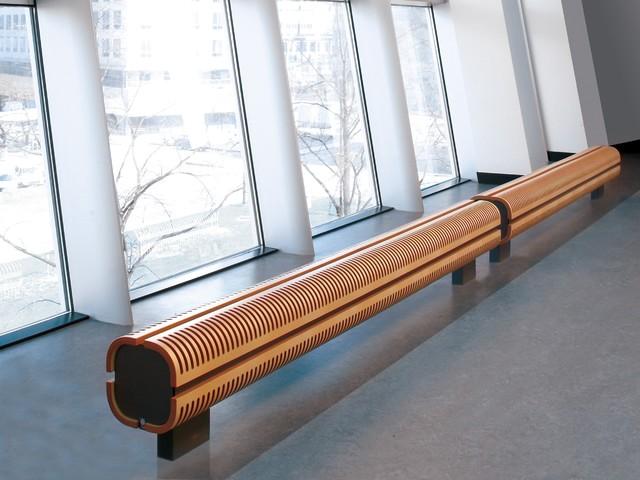 Stand Heizkörper aus Holz - Modern - Heizkörper - Sonstige - von ...
