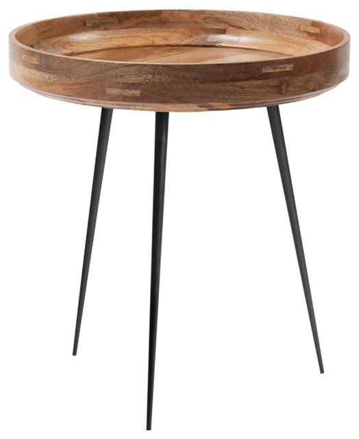 medium bowl table natural