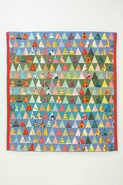 A.P.C. Semiologie Quilt, Colour Triangles