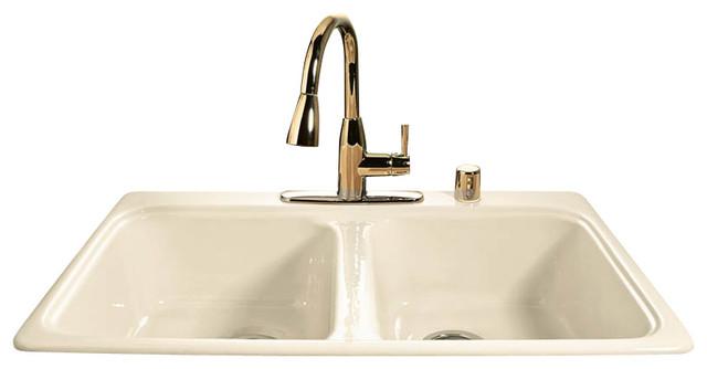 Trendy Kitchen Sinks : All Products / Kitchen / Kitchen Fixtures / Kitchen Sinks