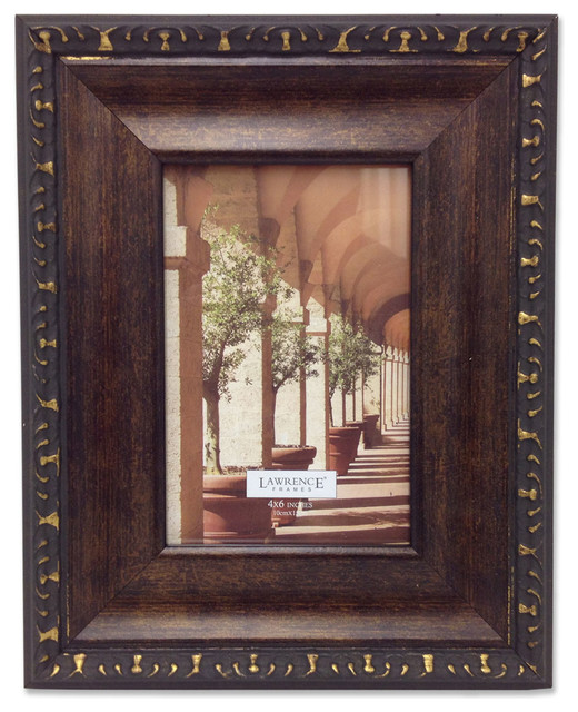 venice bronze 4x5 picture frame bronze 4 x 6 traditional picture frames