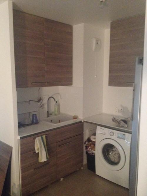 besoin d 39 aide pour ma cuisine ouverte et mon salon. Black Bedroom Furniture Sets. Home Design Ideas