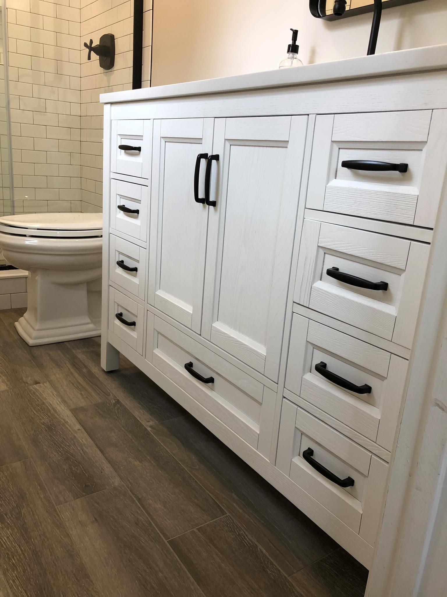 Watertown, MA. Bathroom Remodel