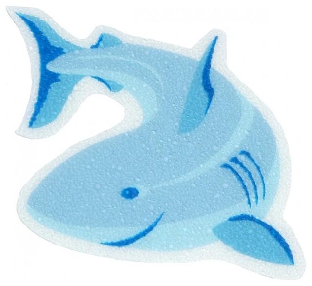 Shark tub tattoos contemporary kids bathroom for Bath after tattoo