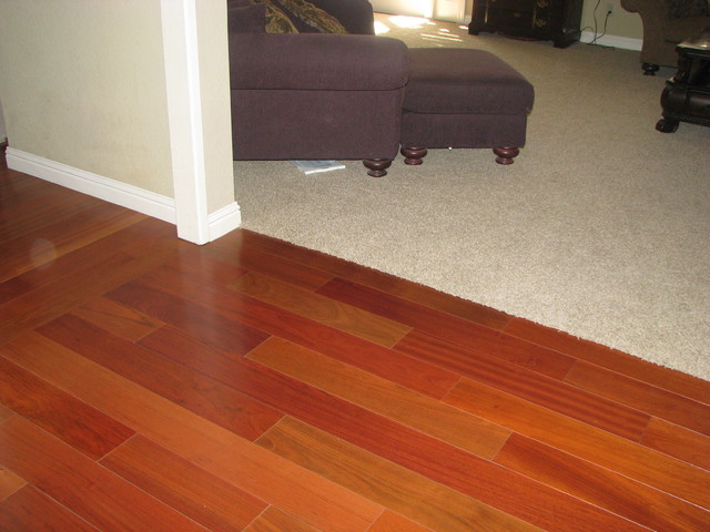 Brazilian cherry brazilian cherry wood flooring for Cherry wood flooring