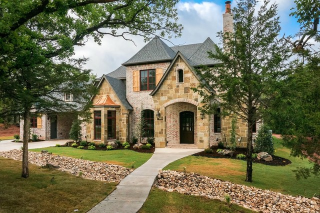 Abbey Place Edmond Brent Gibson Designs 4corners Homes