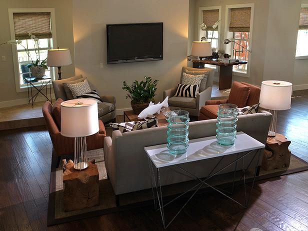 Living Room Photos: HGTV Green Home 2009 : Green Home : Home & Garden Television