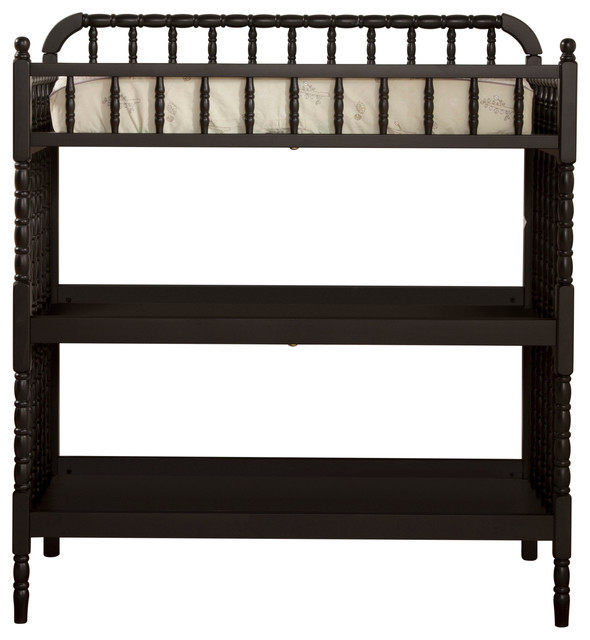 Davinci Jenny Lind Wood Changing Table In Cherry