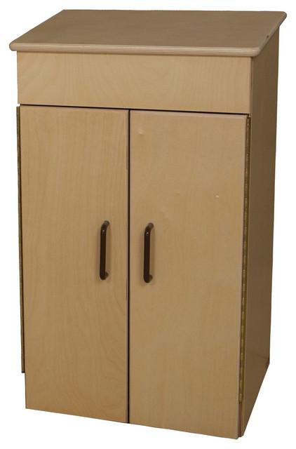 Wood Designs Tot Refrigerator Refrigerators Houzz