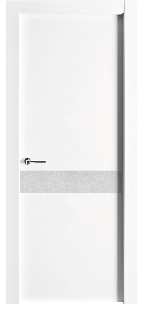 """Aries White Lacquer White Volcan, 24""""."""