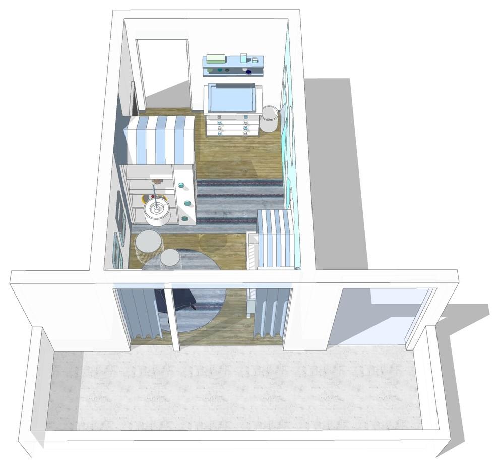Visualisierung Babyzimmer Bild II