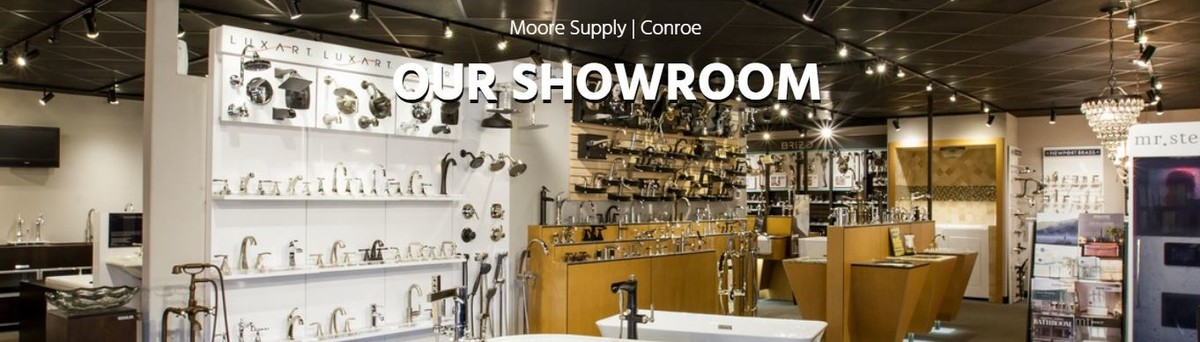 Delicieux Moore Supply   The Bath U0026 Kitchen Showplace Conroe   Conroe, TX, US 77301
