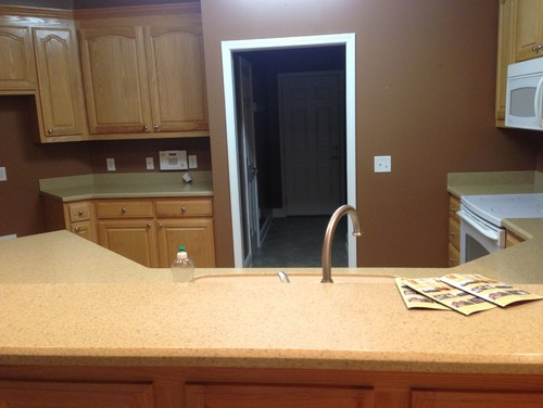 What color do i paint kitchen walls and cabinets with for White kitchen cabinets what color walls