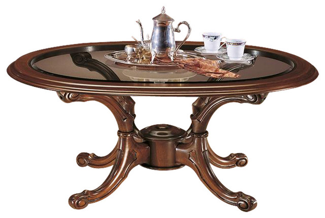 Classic Italian Coffee Table Traditional Coffee Tables