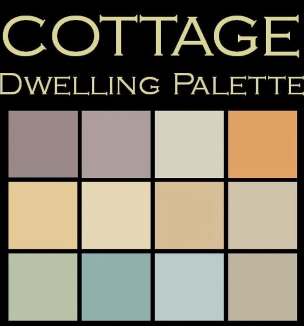 Color In E Cottage Palette Cute Homey Craftsman Paint Rh Houzz Com Interior