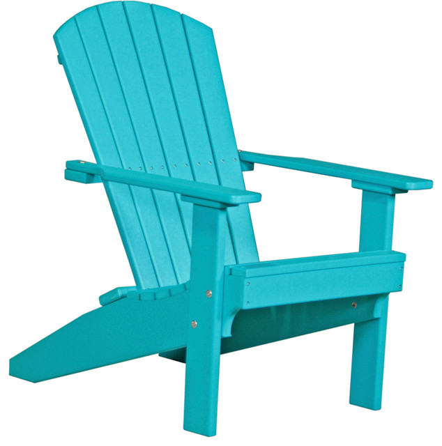 Poly Outdoor Lakeside Adirondack Chair Modern Adirondack Chairs By Furn