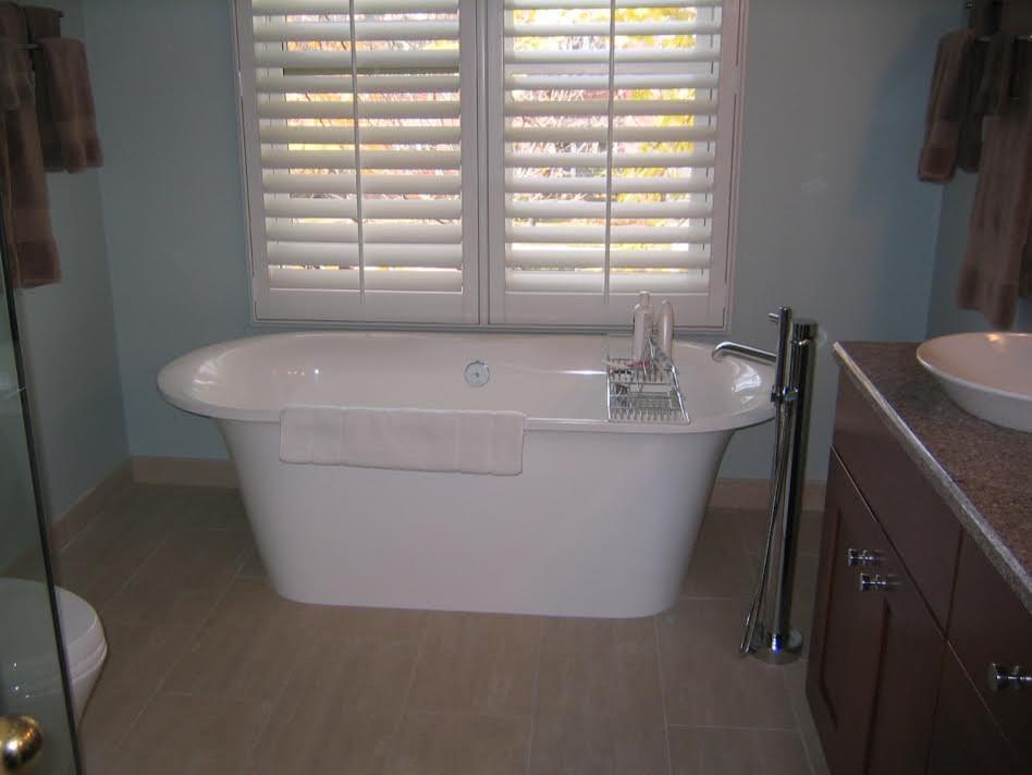 Chicago Residence Master Bath