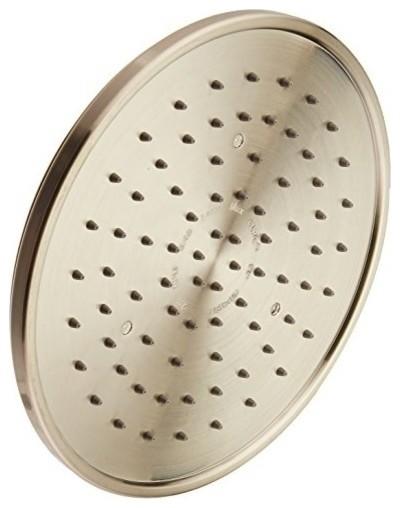 Pfister 015-HV1K Hanover Shower Head, Brushed Nickel