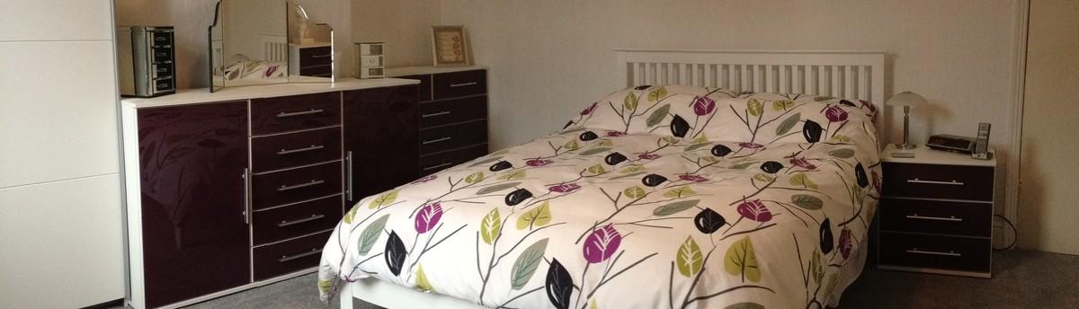 Bedroom Furniture - Mounsey Rd. Bamber Bridge, Preston, Lancashire