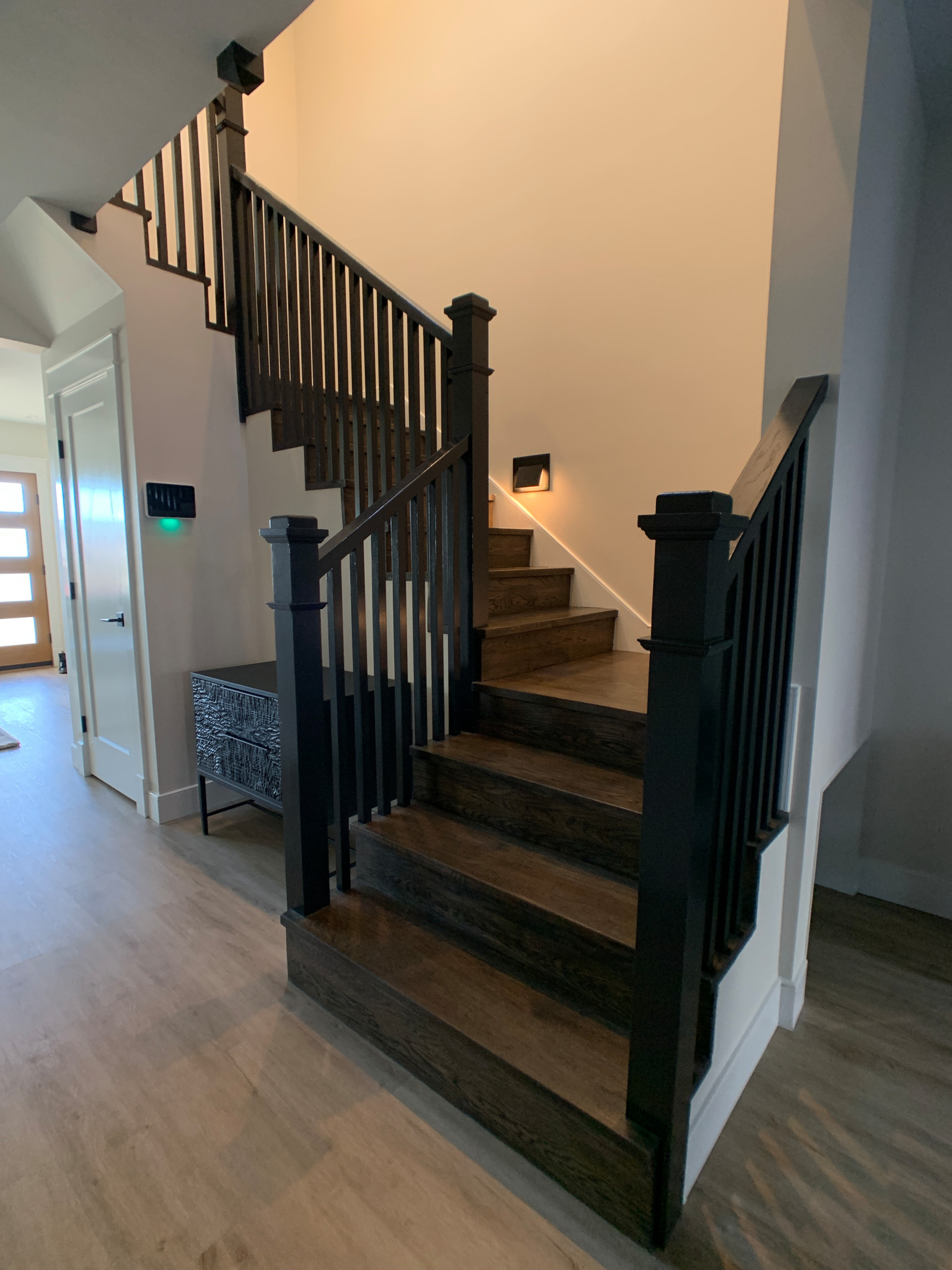 Capitol Hill Rowhouse renovation and addition