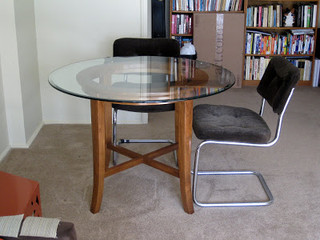 Do Chairs Need To Fit Under Dining Table