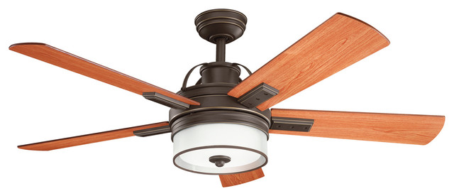Decorative Fans Lacey 52 Transitional Ceiling Fan X-Zo181003.