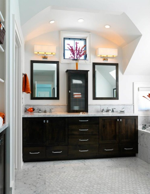 High Country Kitchens - Eclectic - Bathroom Vanities And ...