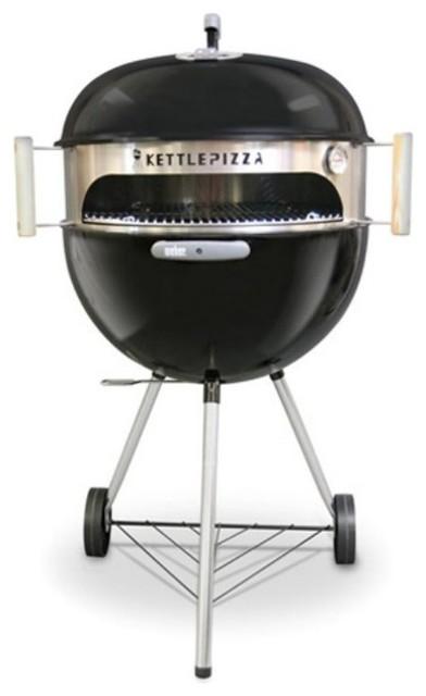 Kettlepizza Basic Kit For Kettle Grills.