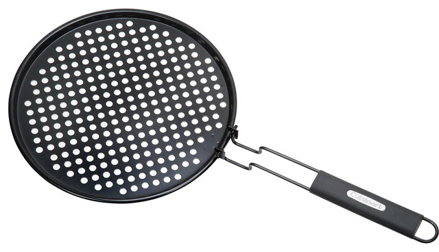 Alfrescamor Pizza Grilling Pan.