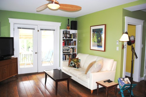 wall colors for open floor plan