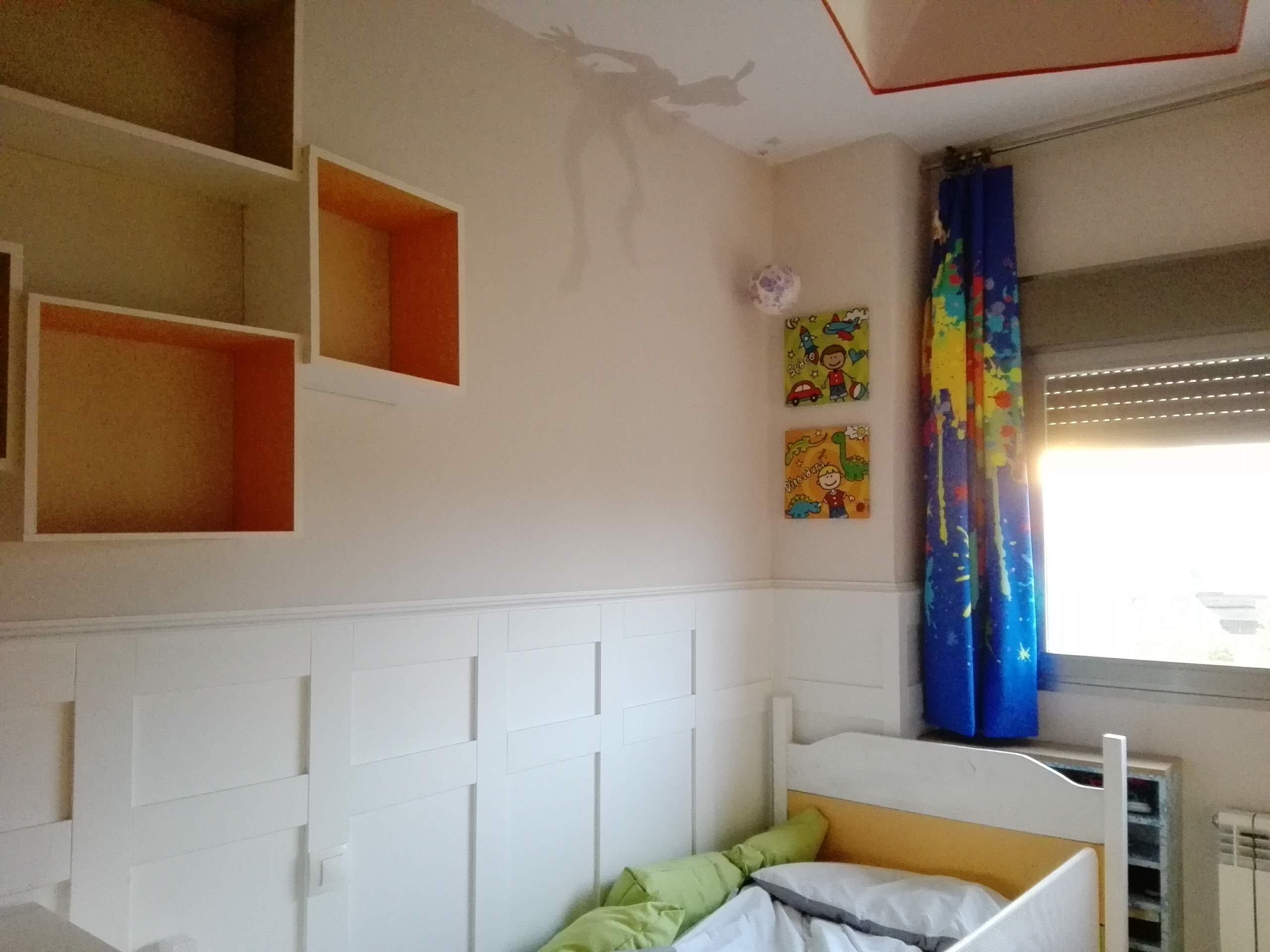 Dormitorio Peter Pan