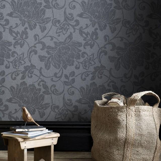 Jacquard Wallpaper.