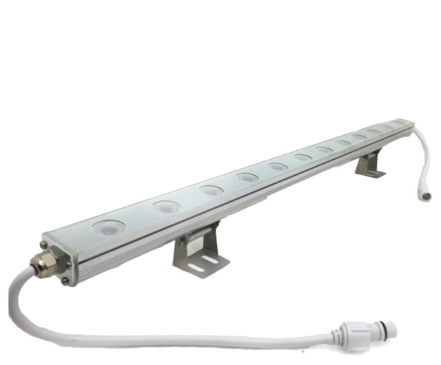 Demasled 36w linear bar wall washer outdoor led lighting fixture rgb outdoor wall lights and Exterior linear led lighting