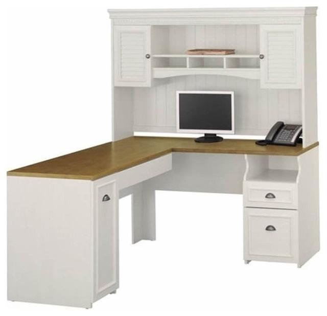 Bush Fairview 60 L Shape Computer Desk