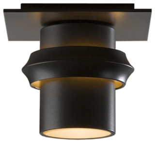 Hubbardton Forge (364901) 1 Light Twilight Small Outdoor Semi-Flush
