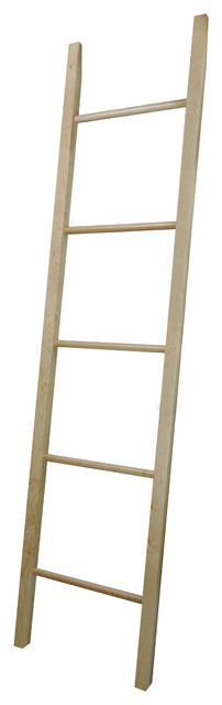 Decorative Ladder With Solid American Maple