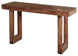 Brownstone Console Table