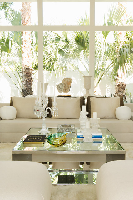 Palm springs modern los angeles von woodson for Modern home decor palm springs