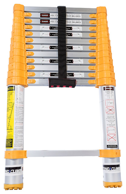 Xtend+climb Home Series Telescoping Ladder.