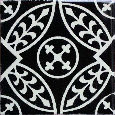 4 2x4 2 9 Pcs Darlot Talavera Mexican Tile