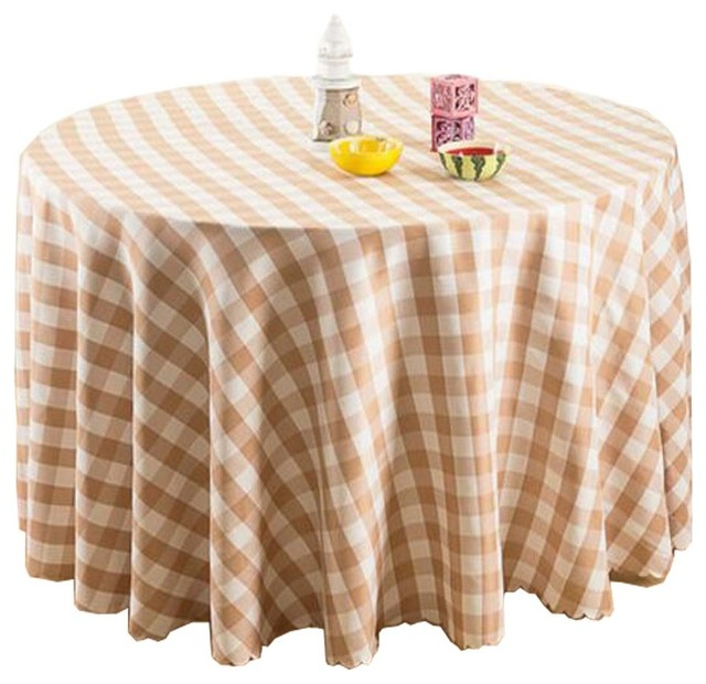 Elegant Table Cloth,Beautiful Round Table Cloth,Comfortable Table Covers