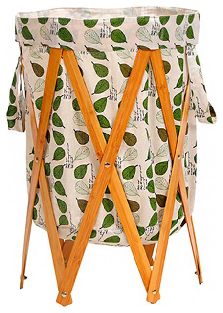 Leaf Foldable Laundry Hamper Blh31