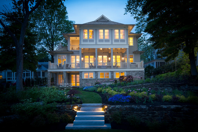 Spa Creek Residence traditional