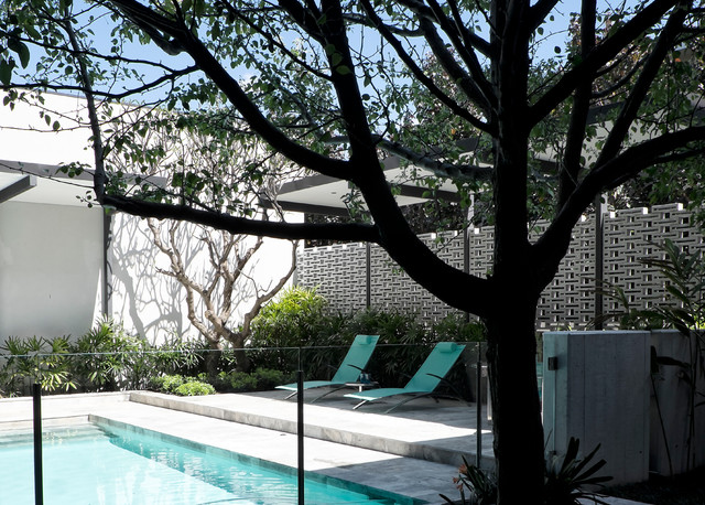 Applecross project modern perth by tim davies for Davies landscape architects