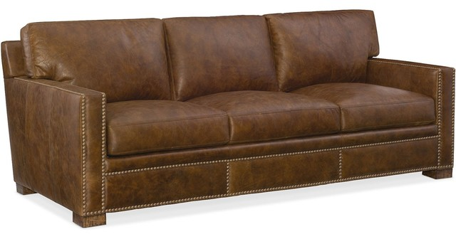 Liam Studios Blair Leather Sofa